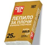 Плиточный клей для внешнего использование GOLD C2